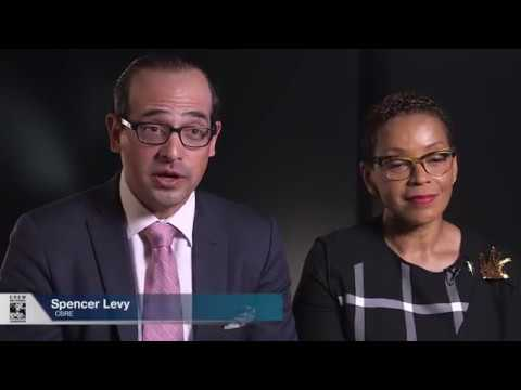 Curve Benders: CBRE's Spencer Levy and Roosevelt U's Collete English Dixon