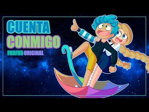 CUENTA COMIGO - JOY Y BON DUETO ORIGINAL | SERIE ANIMADA | #FNAFHS 2