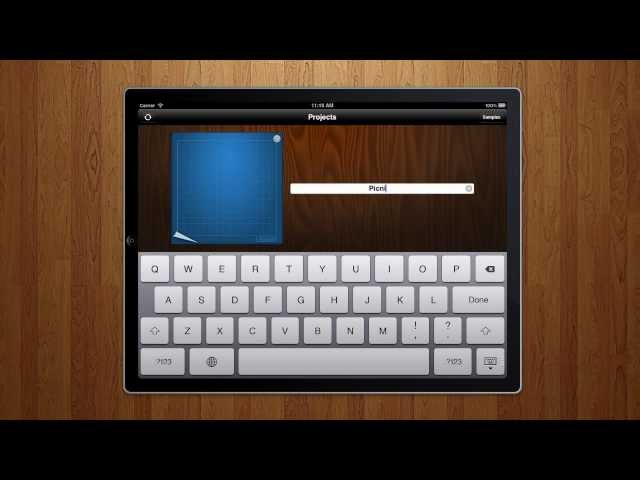 Finally An Ipad App That Taps Your Inner Woodworker 9to5mac