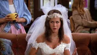Почему Рэйчел сбежала с свадьбы [