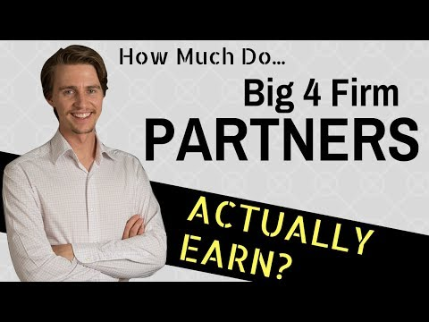 What Do Big 4 Firm Partners REALLY Earn?