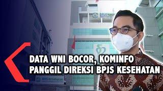 Lebih dari 100 Ribu Data WNI Bocor, Kominfo Panggil Direksi BPJS Kesehatan