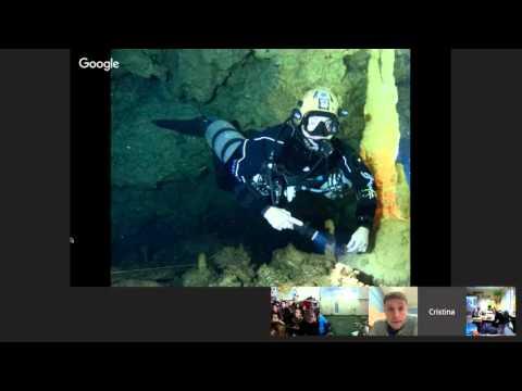 Cristina Zenato: Cave Diver