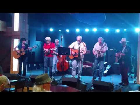 HMT Oldtimers in de USA/Blue Grass muziek bij het diner