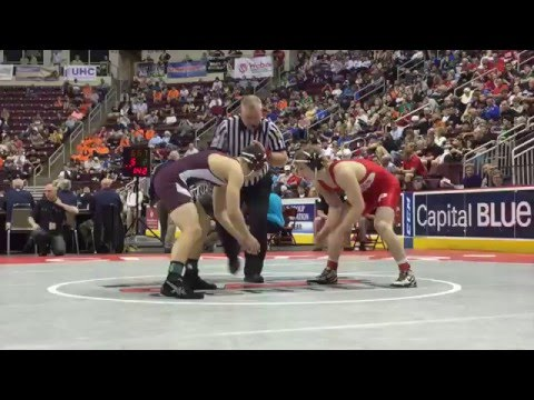 PIAA wrestling highlights: Punxsutawney's Kaleb Young pins his way to quarterfinals