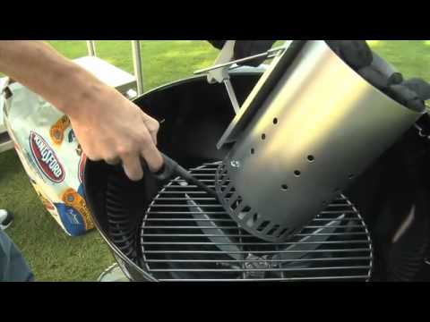 How To Light A Charcoal Grill For Direct Cooking Weber Knowledge