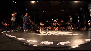 Bruce Almighty & Yaman vs Morris & James [WBC 2011 Quarter Final]