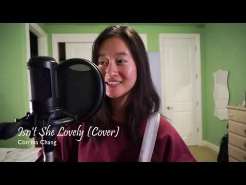 Isn't She Lovely (Cover)