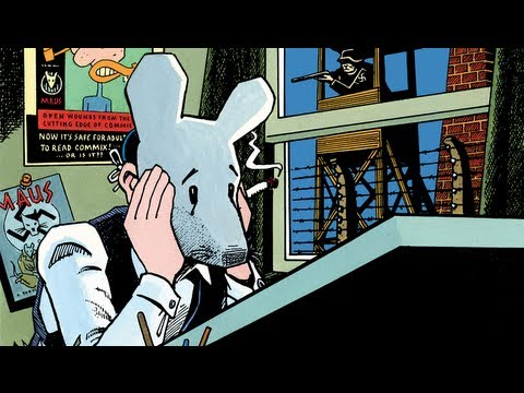 Life after Maus with Art Spiegelman [HD] Late Night Live, ABC RN