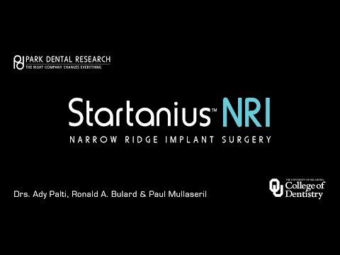StartaniusNRI Surgery Video