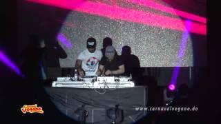 JoseAnt Hidalgo & DavMotta @CarnavalLaVega #CarnavalVegano2015