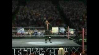 Jay Gunn Makes His Entrance in WWE 13