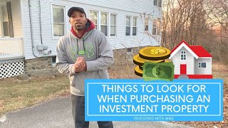 Things to Look Out For When Purchasing An Investment Property | Investing with Mike
