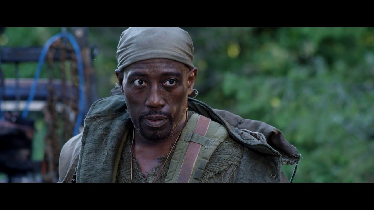 The Recall (2017) - Black Horror Movies