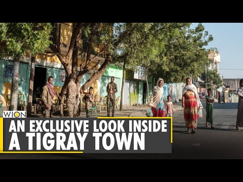 An exclusive look inside a Tigray town scarred by Ethiopian conflict | World News | WION News