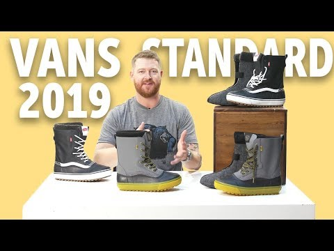 2019 Vans Standard Snow Boots Review , YouTube