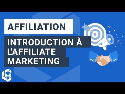 Introduction à l'Affiliate Marketing [Webinar]