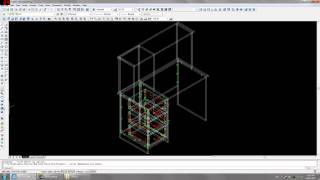 Autocad - Drawing A Simple Desk (adding A Hutch)