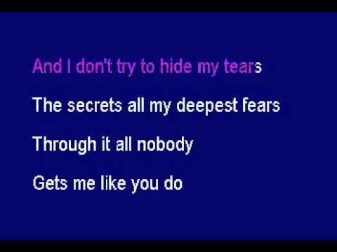 Swift, Taylor - I'm Only Me When I'm With You - Real Karaoke With Lyrics