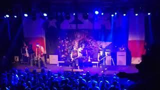ZSK + Anti-Flag - Make Racists Afraid Again (Live at Roxy, Prague)