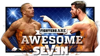 FIGHTERS ARE AWESOME 7 ᵇᵐᵗᵛ