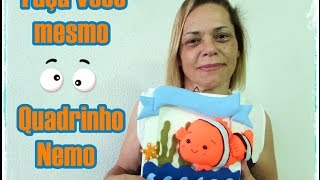 Feltrando sem Medo – Quadro Nemo