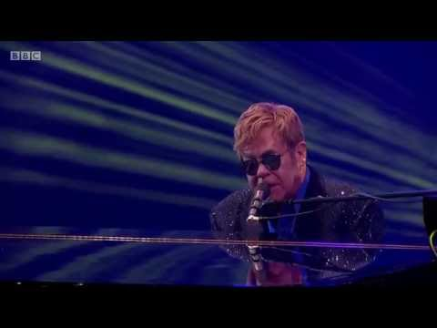 11. Goodbye Yellow Brick Road - Elton John - Live in Hyde Park September 11 2016