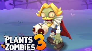 Plants vs. Zombies 3 - Gameplay Walkthrough Part 9 - Starfruit VS Actor Zombie (Theater Zombie)