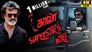 Kaala (Tamil) - Superstar's Intro | Rajinikanth | Nana Patekar | Huma Qureshi | 4K [with Subs]