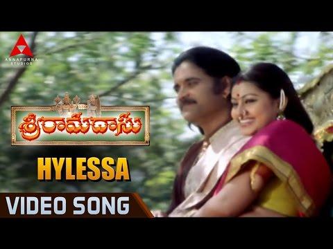 Hylessa Video Song    Sri Ramadasu Video Songs    Nagarjuna, Sneha