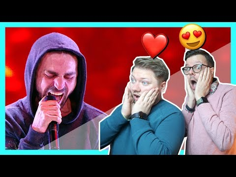 Tornike Kipiani - I Just Can't Get You Out Of My Head - Live // REACTION VIDEO //