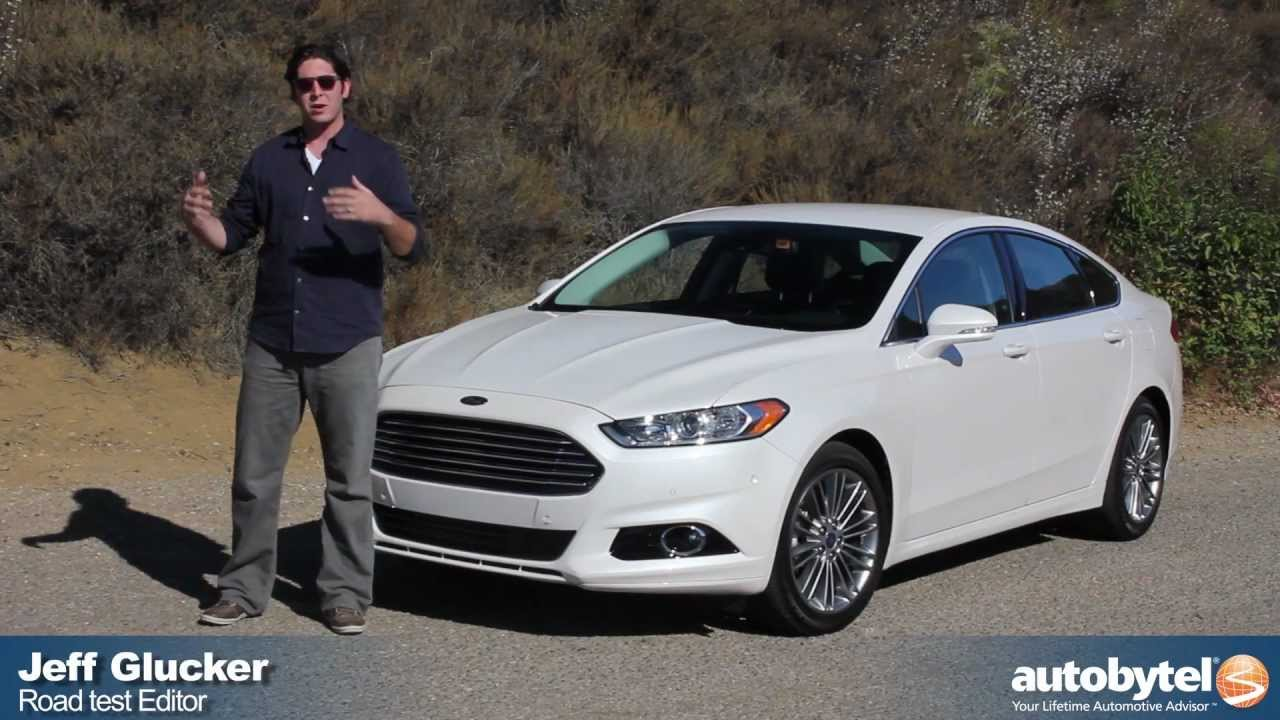 2013 Ford Fusion Test Drive Car Video Review