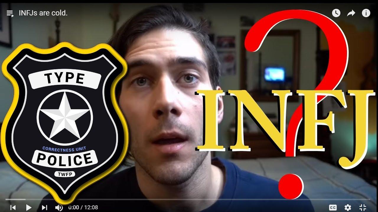 Type Police! Frank James = INFJ?