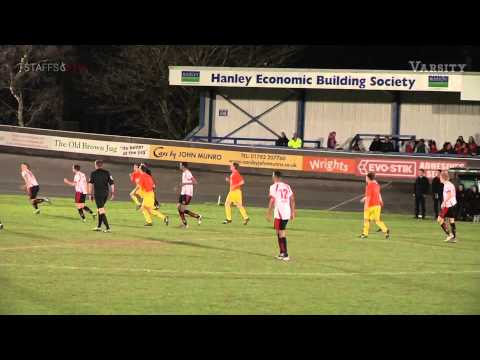 Varsity 2014 | Keele V Staffs | Men's Football
