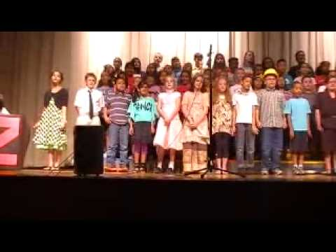 Part 1-Levelland Intermediate End of School Program May 22, 2012