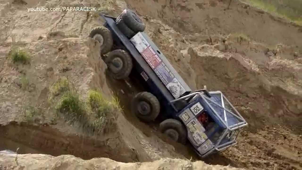 Tatra 813 8x8 Offroad Monster Truck Truck Trial 2013 Hd