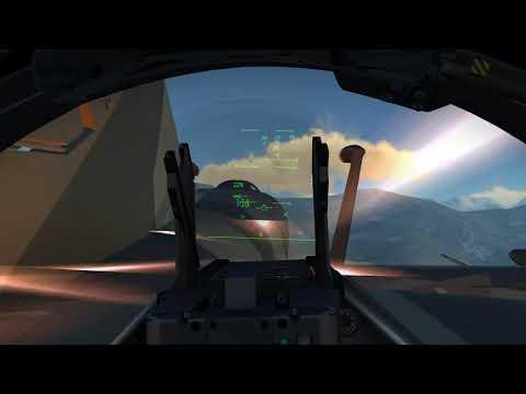 DCS Mirage 2000: Bump & Grind