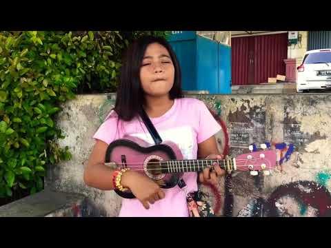 D'masiv Apa Salah Ku | Cover Manda Jr Pengamen Slipi