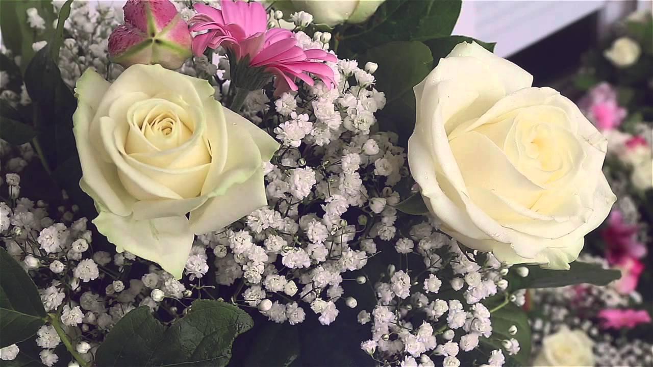 Jaelis d co events d coration florale youtube for Decoration florale