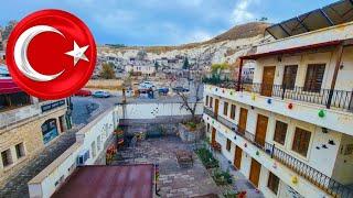 Не Турецкое гостеприимство Ozbek Cave Stone House hotel в Каппадокии Обзор отеля