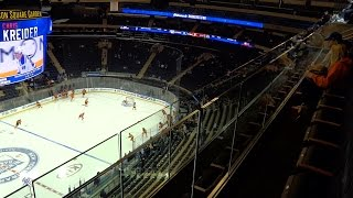 Chase Bridge - Madison Square Garden - New York Rangers