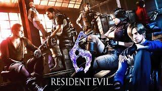 Resident Evil 6 - Ate Zerar ? ‹ SUBZERO ›