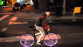 Project Aura: Bicycle Safety Lighting System