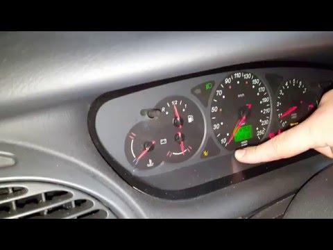 Citroen C5 2003 Disable passenger airbag
