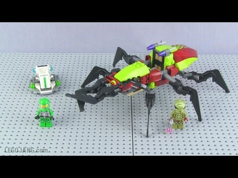 lego galaxy squad instructions