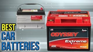 6 Best Car Batteries 2017