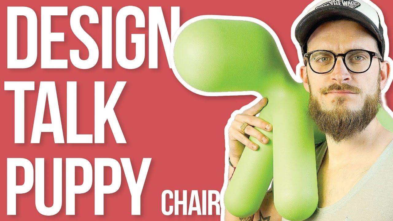 Design Talk 1#_ The Puppy Chair By Magis _ Italian/sub Eng