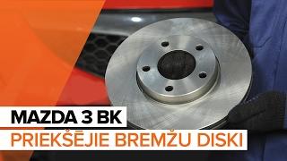 Mazda 3 Sedan lietošanas pamācība tiešsaistes