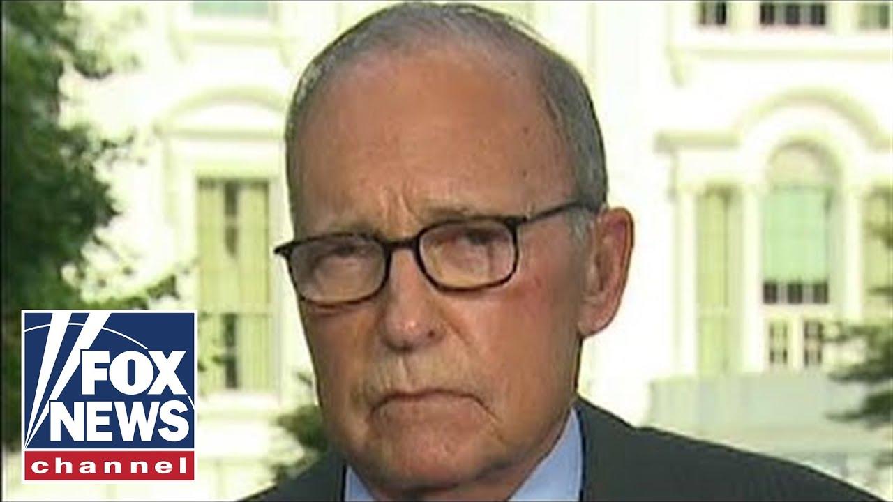 FOX News Larry Kudlow on health of US economy, possibility of new tax cuts