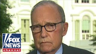 Larry Kudlow on health of US economy, possibility of new tax cuts